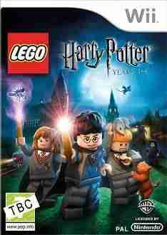 Descargar Lego Harry Potter Years 1-4 [MULTI6][WII-Scrubber] por Torrent
